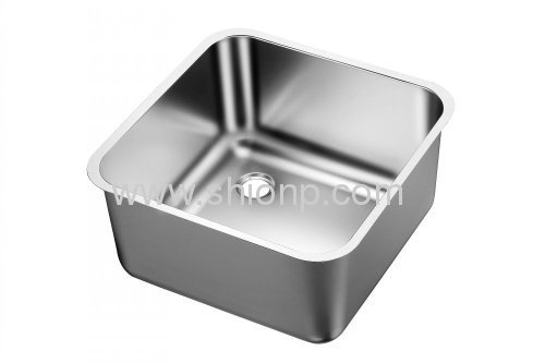 single bowl Stainless steel kitchen sinks