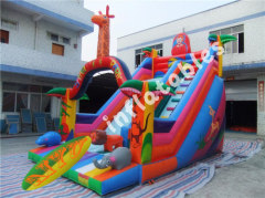 IS-24 funny inflatable slides