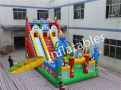 AM-441 disney inflatables amusement, inflatable fun city