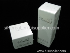 SENSUAL WHITENING CREAM AND LOTION