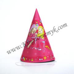 Drink Girl Paper Hats