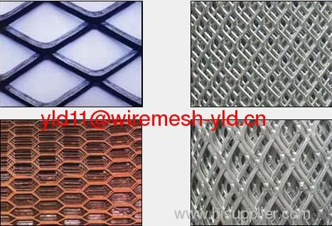 Diamond Metal Mesh Products