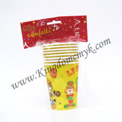 Paper Cup Set for Parties