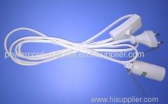 salt lamp power cord
