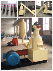 wood shaving briquette making machine made by yugong