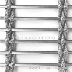 Decorative Wire Mesh Fence