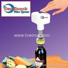 one touch bottle opener