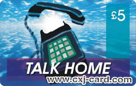 British telecom card manufacturer