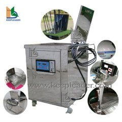 Ultrasonic cleaner for golf club cleaner