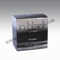 Magic Black Paper Box
