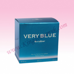 Blue Rainbow Perfume Box