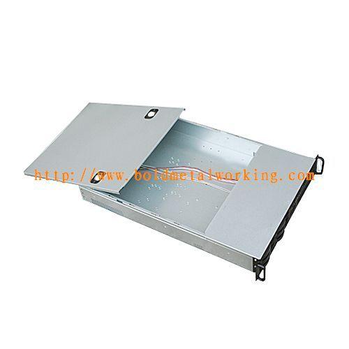 sheet metal server cabinet
