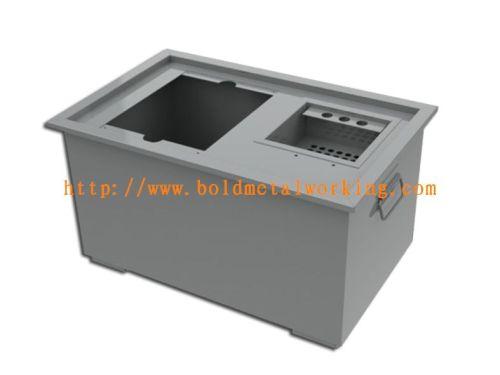 metal hydraulic tank fabrication