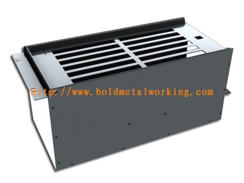 Steel sheet distribution box