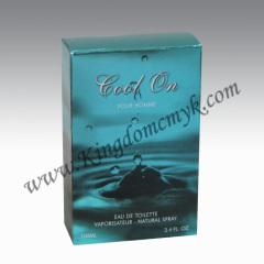 Cool On Drop water Picture Paper Box