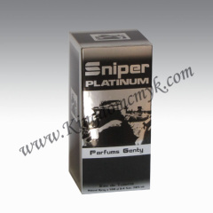 100ml Perfume Foil Paper Boxes