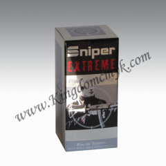 SNIPER EXTREME Perfume box
