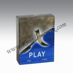 X PLAY Perfume Boxes