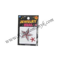 Fish Star Jewellry Stickers
