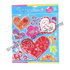 Valetine's Foam Stickers
