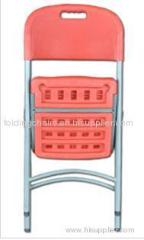 High-quality Folding Steel Plastic Chair KLY-A3