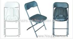 Well-Sold Portable Folding Plastic Chair(Public Chair)