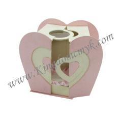 Double Heart Perfume Boxes