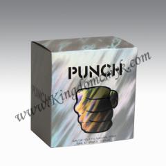 PUNCH Rainbow Paper Box