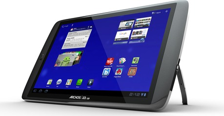 Archos 101 G9 Android 3.1 Tablet 250GB Wifi 3G USD$366