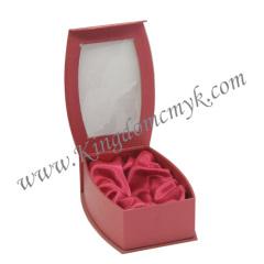 Folded Open Perfume Paper Gift Box
