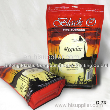 tobacco packaging bag