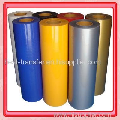 PVC heat transfer film,cutting film,garments film