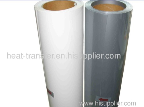 Printing heat transfer film