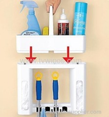 CLEANING TOOL STORAGE SYSTEM