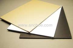 Polyester Aluminum Curtain Wall Panel 1800mm wide---ANCHOE PANEL