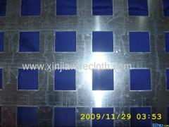 Square Opening Perforated Metal