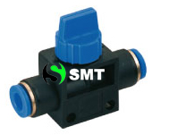 Hand Valves plastic fittings pneumatic fittings