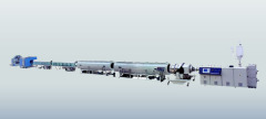 plastic pp pipe machinery