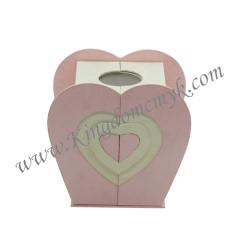 Custom Heart Paper Box