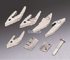 machinery investment casting part