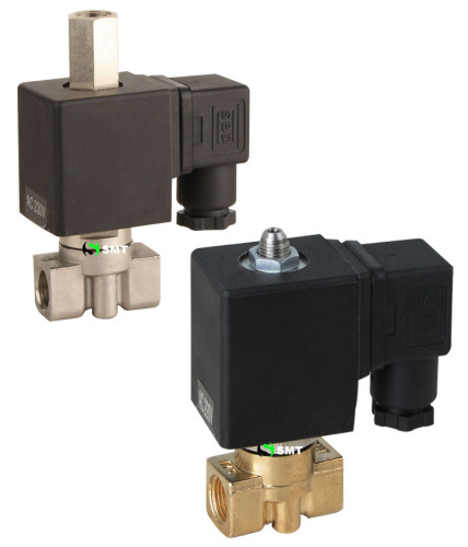 CG 2/3 two position three way solenoid valve