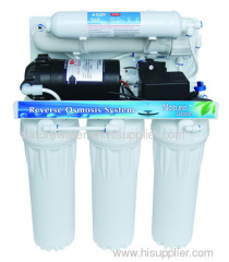 5 stage Reverse Osmosis water purifier housing system
