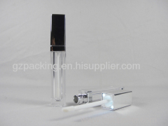 pearly-lustre lip gloss tube,shining lip gloss tube,lip glossy stick,lip gloss bottle