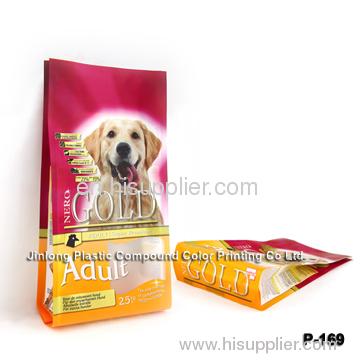 matte dog food bag