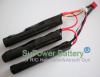 9.6V 2200mAh 30C Battery packs Airsoft Gun Airsoft Gun Electronic Toy Airsoft BB