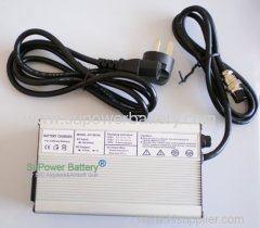 12V 14.6V LiFePo4 Li-ion Battery Charger for E-bike