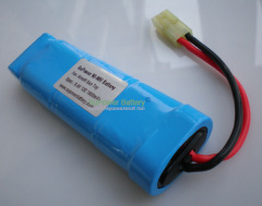 Airsoft Gun NIMH Rechargeable Power battery Pack 8.4V 1600mAh