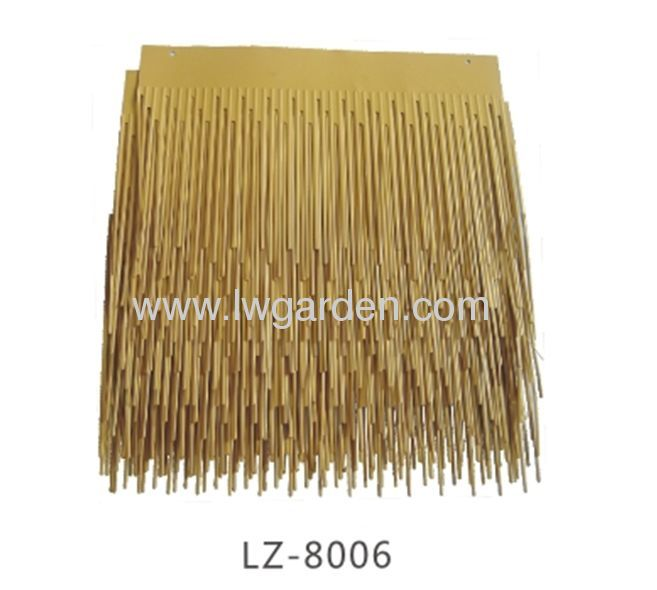 Aluminium Artificial Thatch Roof From China Manufacturer