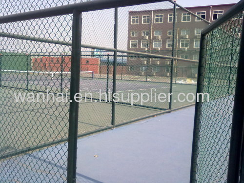 Tennis Court Wire Mesh Fences From China Manufacturer