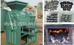 Charcoal powder briquette machine sawdust
